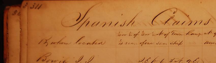 Arkansas Historical Documents